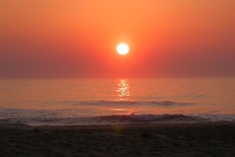 Easter sunrise 2006
